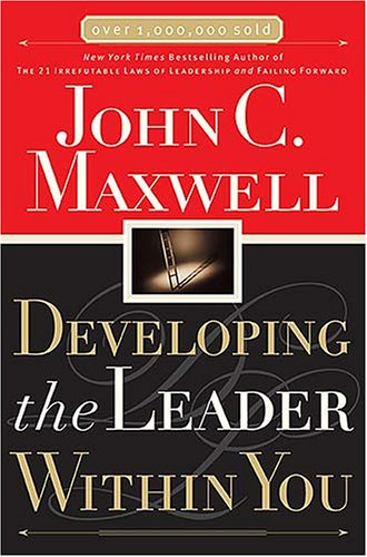 PowerMax Energy Book of the Month - Develping the Leader Within You by John Maxwell